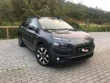 Citroën C4 cactus 1.6 BlueHDi Feel J17