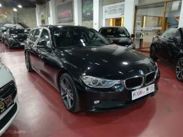 BMW 320 D TOURING EFFICIEN DYNAMICS LINESPORT AUTO GARANTIA ATÉ 5 ANOS