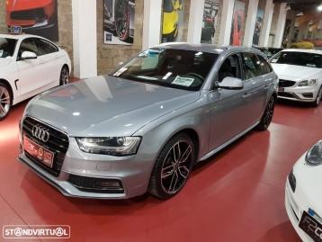 Audi A4 Avant 2.0 TDI S LINE GARANTIA ATE 5 ANOS
