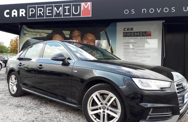 Audi A4 2.0TDi 150cv Business S-Line