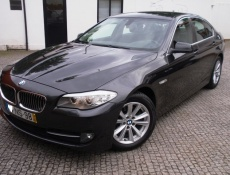 BMW 520 Da 123 gr 184 cv