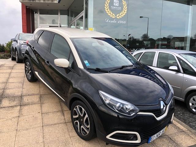 Renault Captur 1.5 DCI Excluisve
