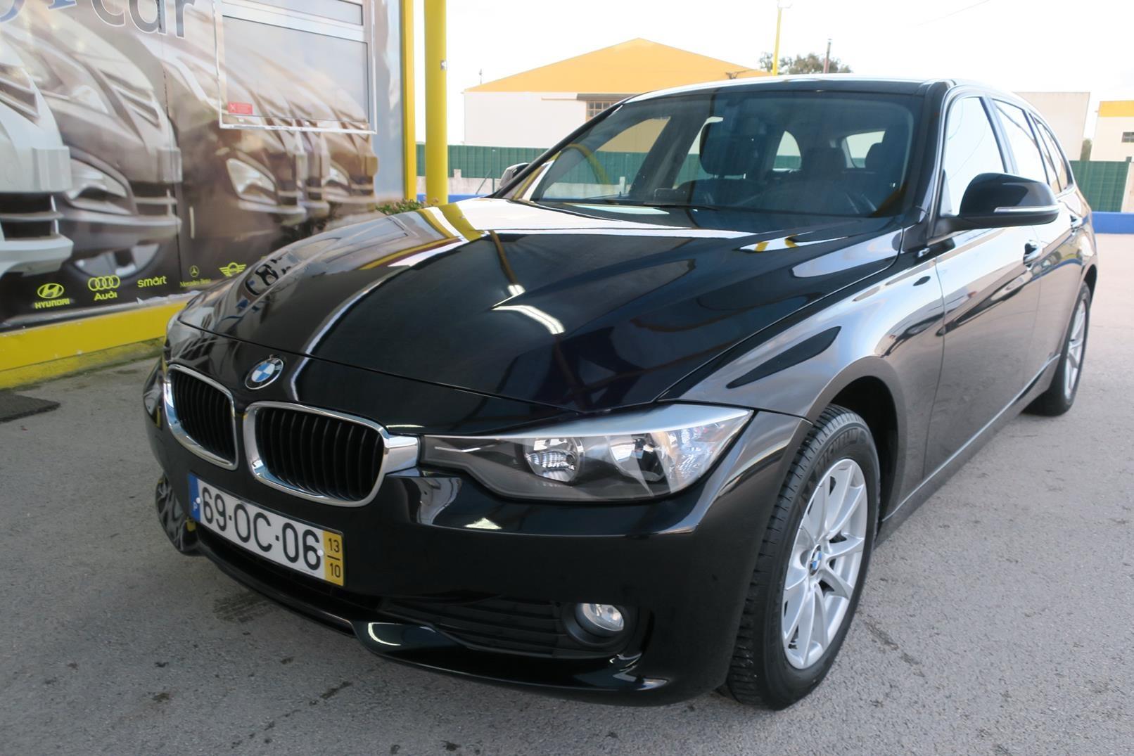 BMW 320 d Touring 184cv