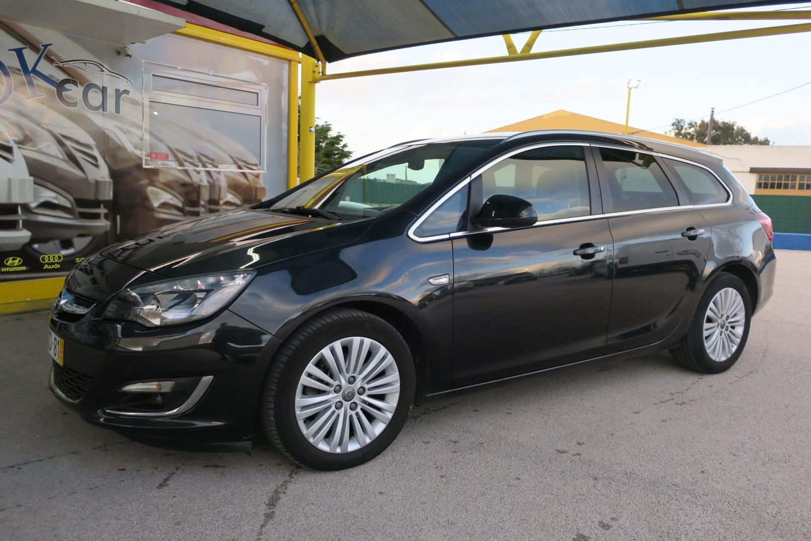 Opel Astra Sports Tourer 1.7 CDTi Cosmo GPS