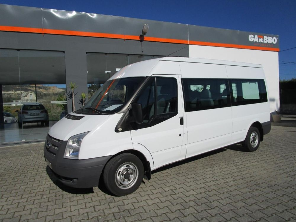 Ford  TRANSIT T300 9LUGARES