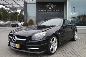 Mercedes-benz Slk 200 BE Aut. AMG