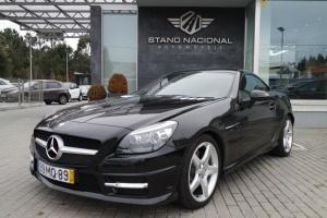 Mercedes-benz Slk 200 BE Aut.