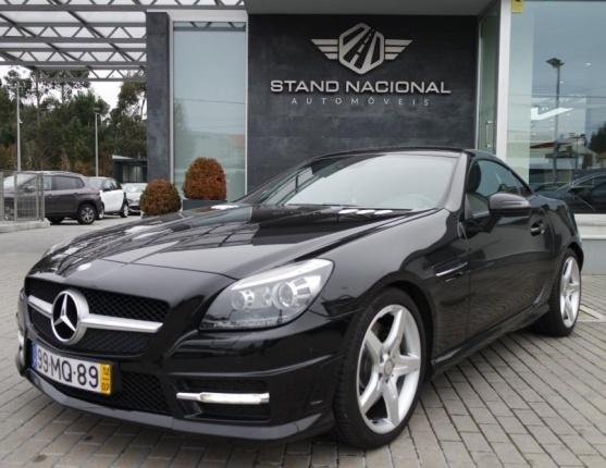 Mercedes-benz Slk 200, 2012