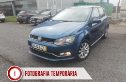 Vw Polo 1.4 TDI Lounge GPS