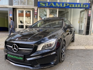 Mercedes-Benz CLA 200 COUPE AMG