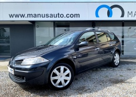 Renault Mégane Break 1.5 DCI SE Exclusive