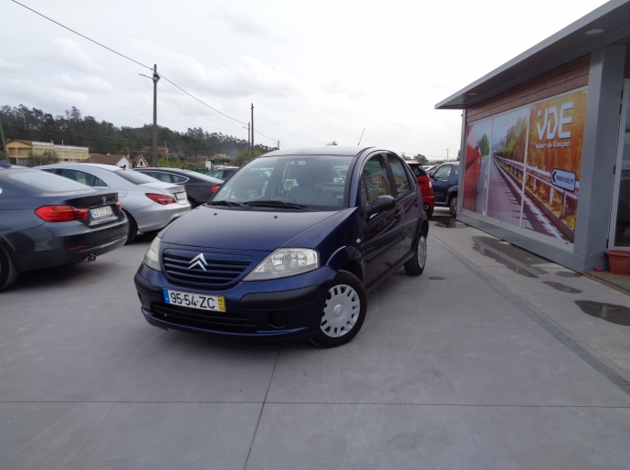 Citroën C3 Enterprise 1.4hdi 70cv