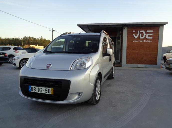 Fiat Qubo 1.3 M-JET 4 Lugares 32€/IUC