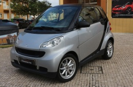 Smart Fortwo Black Limited