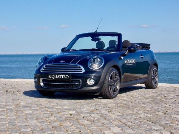 Mini Cabrio Cooper D