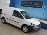 Vw Caddy 1.6 TDI Bluemotion