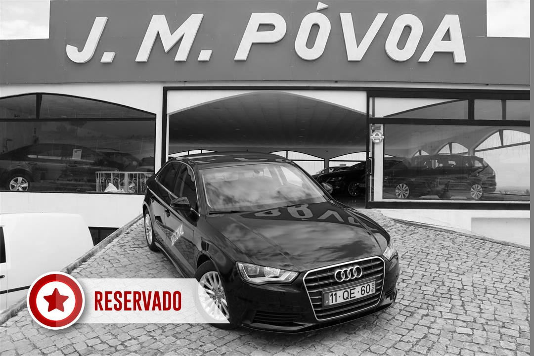 Audi A3 Limousine 1.6 TDI Attraction Ultra 110cv
