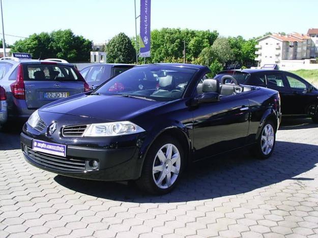 Renault Mégane II Cabriolet 1.5 Dci 105cv 6 vel. Se Exclusive Karmann Plus 2 portas