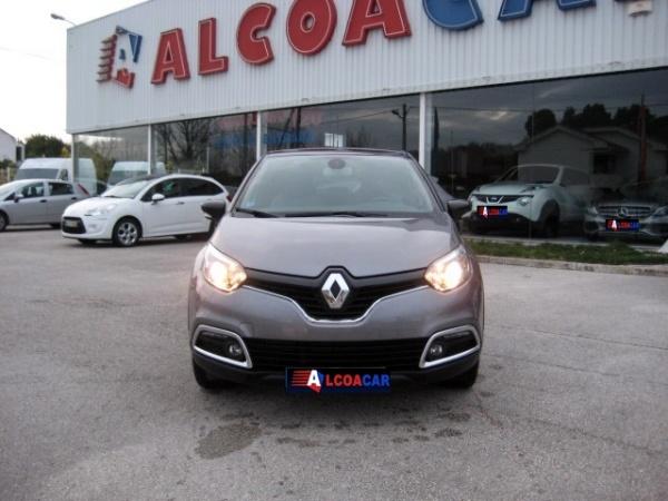 Renault Captur  1.5 DCi Exclusive EDC