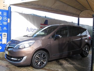 Renault Grand Scénic 1.5 dCi Bose Edition