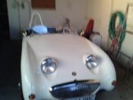 Austin-Healey Sprite race car