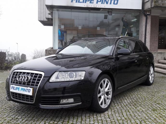 Audi A6 Avant 2.0 TDI S-LINE MULTITRONIC