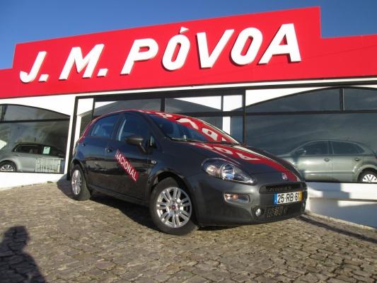 Fiat Punto, 2016