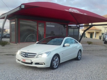 Mercedes-benz E 350 CDI BlueEfficiency