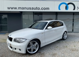 BMW 123 d Pack-M 204Cv GPS