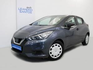 Nissan Micra 1.5 dCi Visia