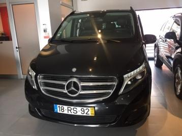 Mercedes-benz V 250 avantgarde auto Navi 7 l luxury