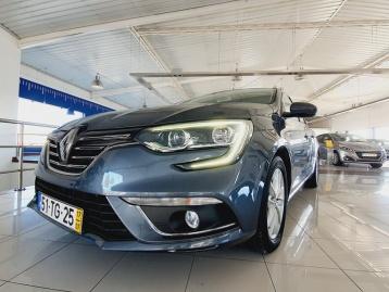 Renault Mégane Sport Tourer 1.5 dCi Intense
