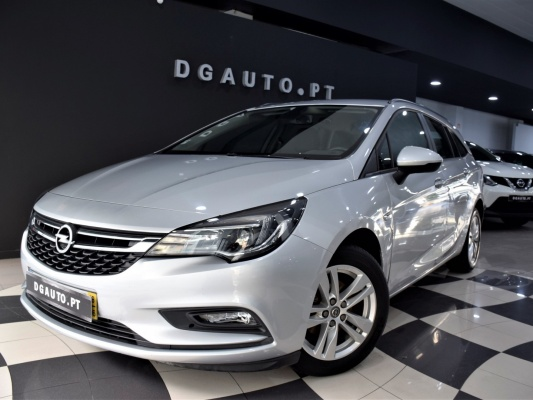 Opel Astra Sports Tourer, 2018