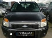 Ford Fusion 1.4 tdci ghia