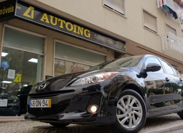 Mazda 3 MZR 1.6 Exclusive Plus