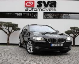 BMW 520 d Touring Caixa automática