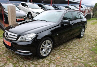 Mercedes-Benz C 220 CDI BLUE EFFICIENCY  170CV