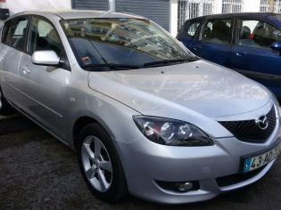 Mazda 3 1.6 MZ-CD SPORT PLUS