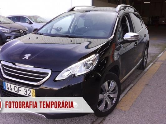 Peugeot 2008, 2015