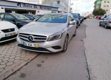 Mercedes-Benz A 180 D