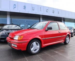 Ford Fiesta Turbo