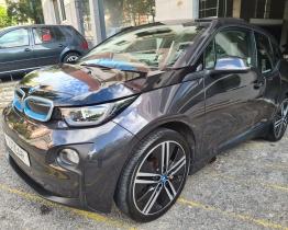 BMW i3 REX (Hybrid)