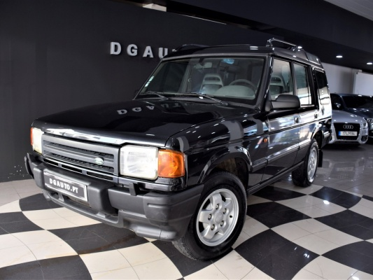 Land Rover Discovery, 1997