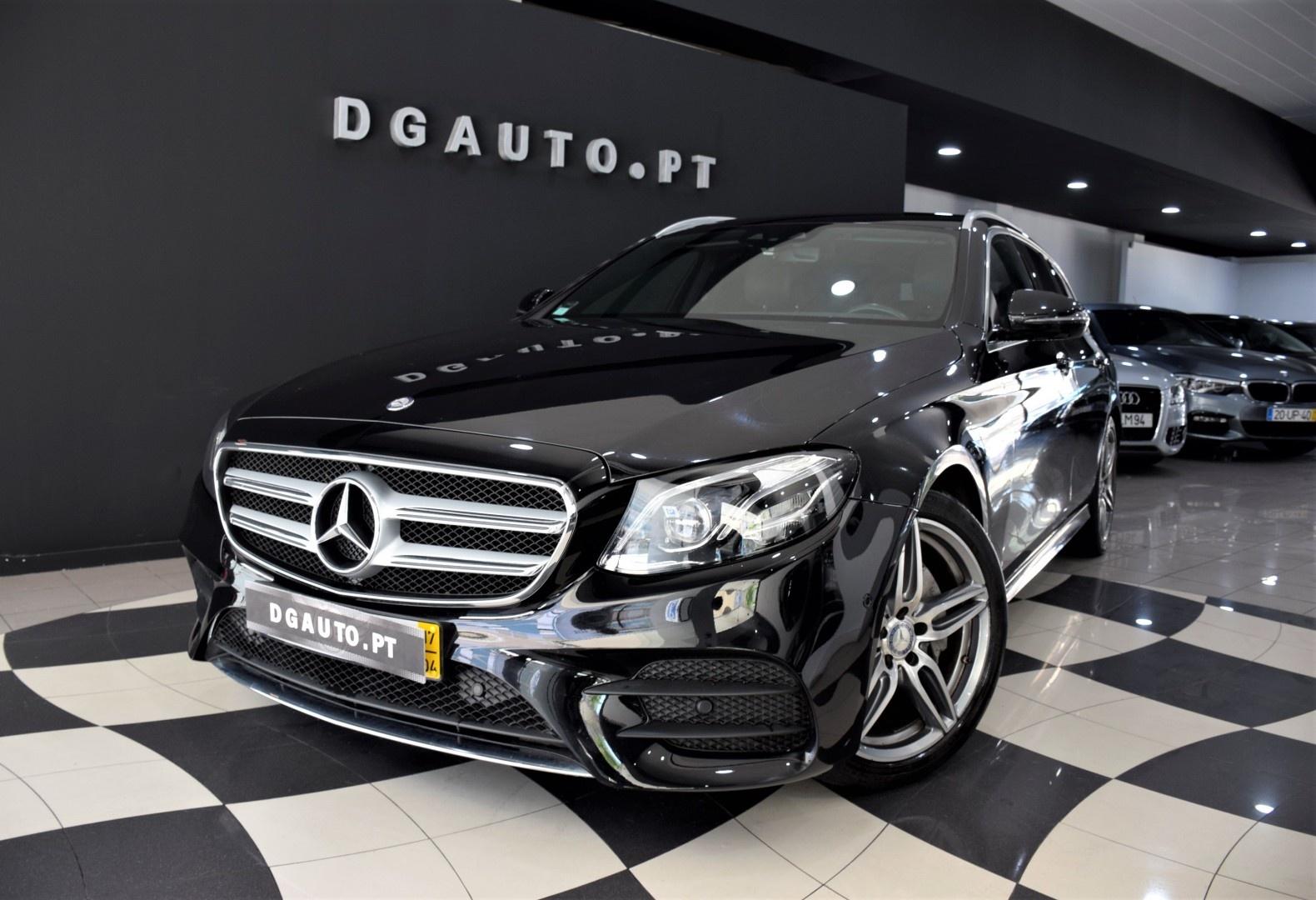 Mercedes-Benz E 220 CDI Station AMG