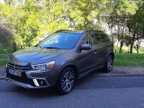 Mitsubishi Asx INSTYLE CONNECT EDITION