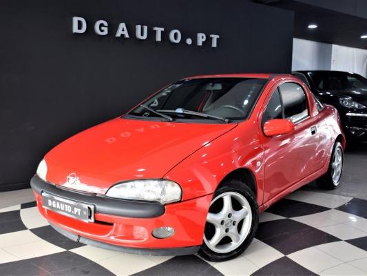 Opel Tigra, 1994