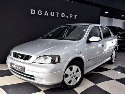 Opel Astra GTC, 2003
