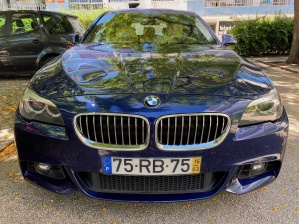BMW 520 dA Touring Pack M