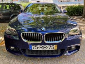 BMW 520 dA Touring Pack M