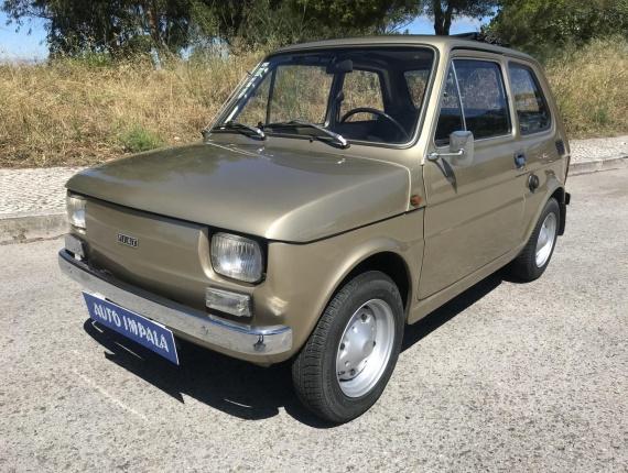 Fiat 126 S